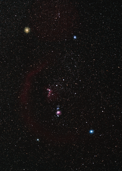 Sterrenbeeld_orion_credit_digital_sky_llc